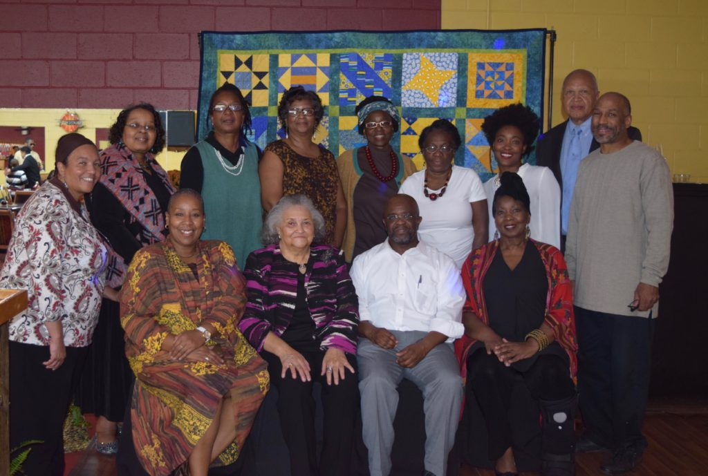 Heritage Quilters 2016