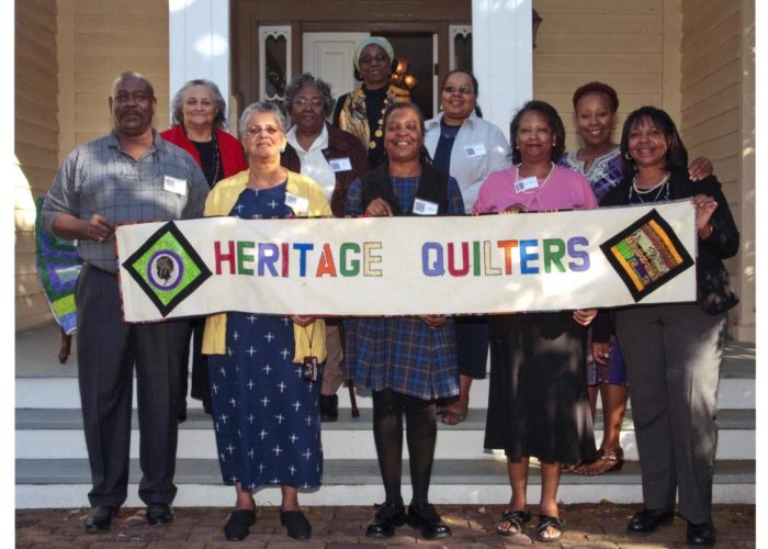 Heritage Quilters 2010 Jacob Holt House (2018_04_01 21_25_04 UTC)