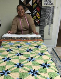 Margaret Bullock Heritage Quilters Warrenton Quilting