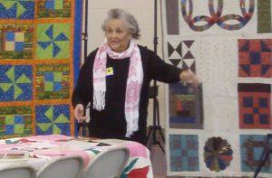 Portia Hawes Heritage Quilters Warrenton NC