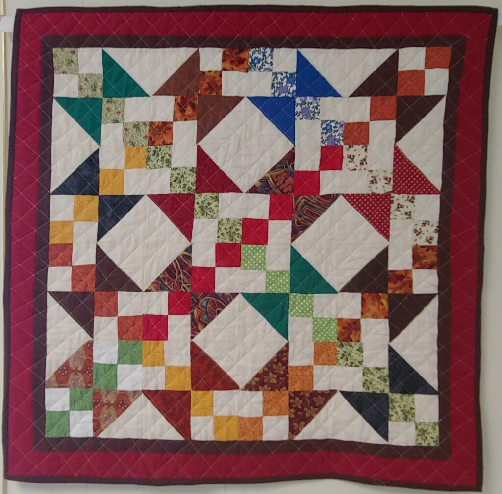 Kaleidoscope of Life Heritage Quilters